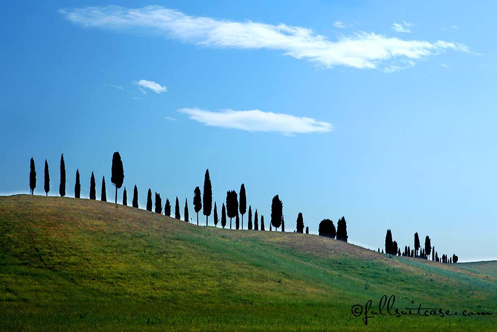 How to See Tuscany from One Central Location – Where to Stay