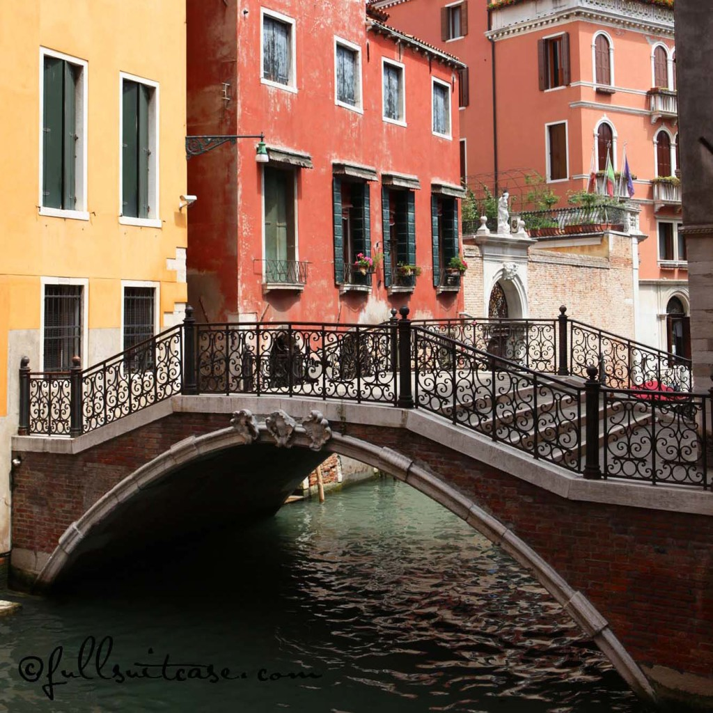 The bridges of Venice