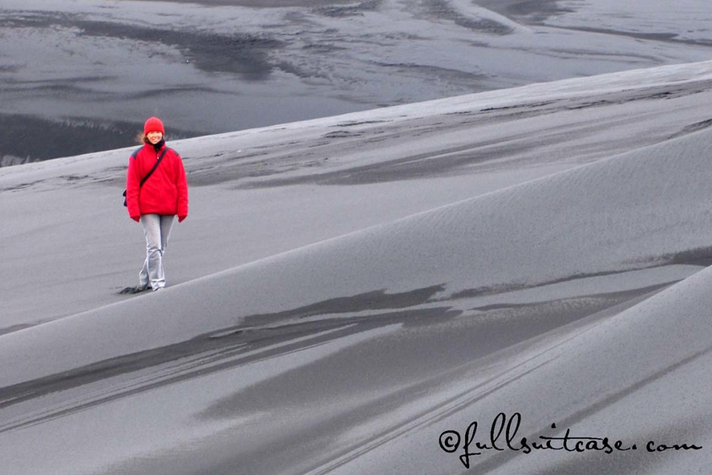 Black Lava Beaches in Southern Iceland