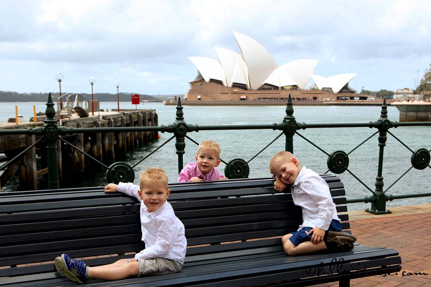 Travel Australia with kids - our travel experience and tips