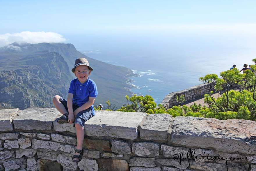 South Africa family trip with kids Cape Town