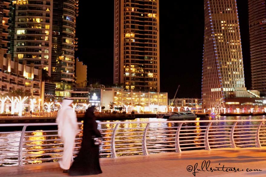 what to wear in Dubai - clothing advice for tourists