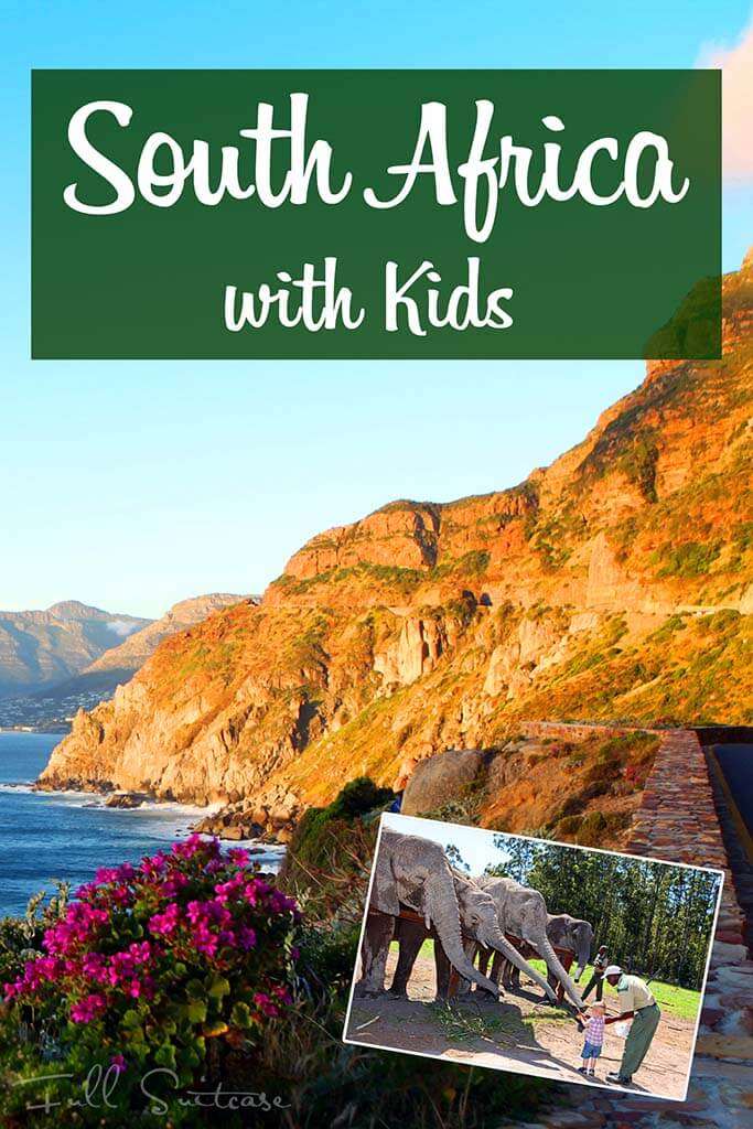 South Africa with kids. Trip itinerary, tips and accommodation advice.