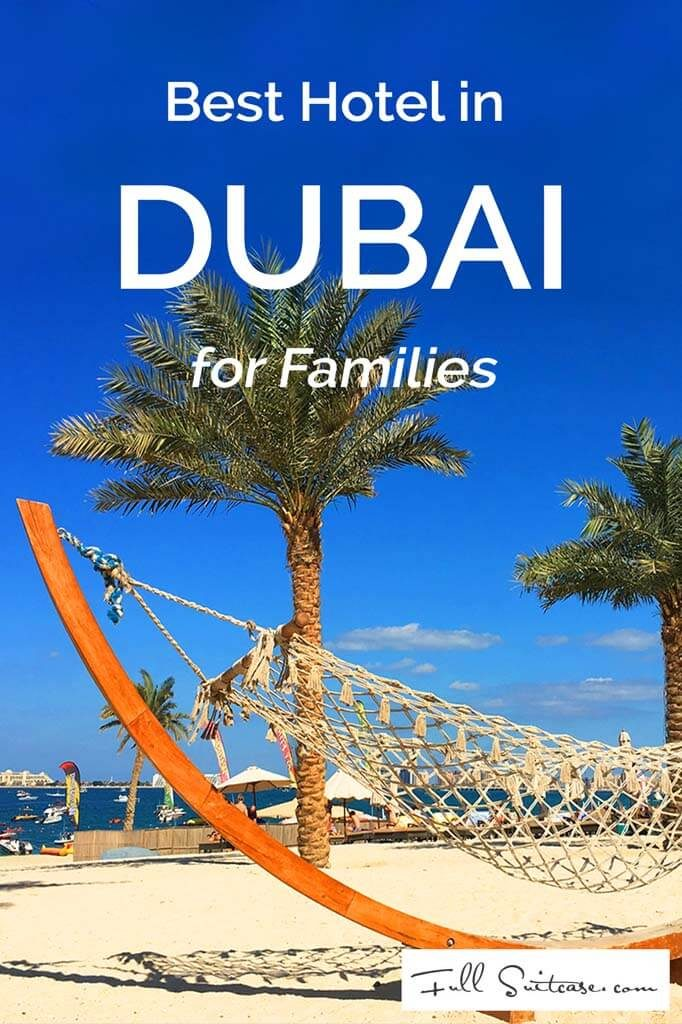 Best dubai hotel for families doubletree by hilton for Best hotel in dubai 2016