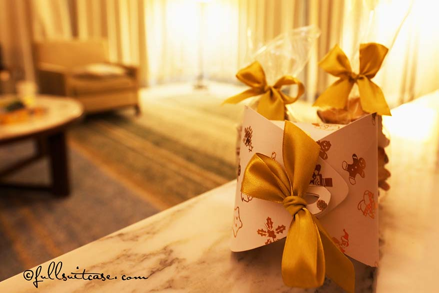 Dubai Hilton DoubleTree Hotel Review