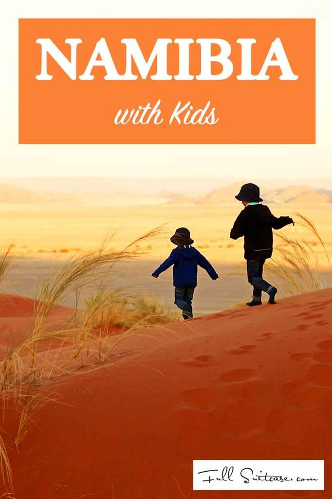 All you want to know about a trip to Namibia with kids