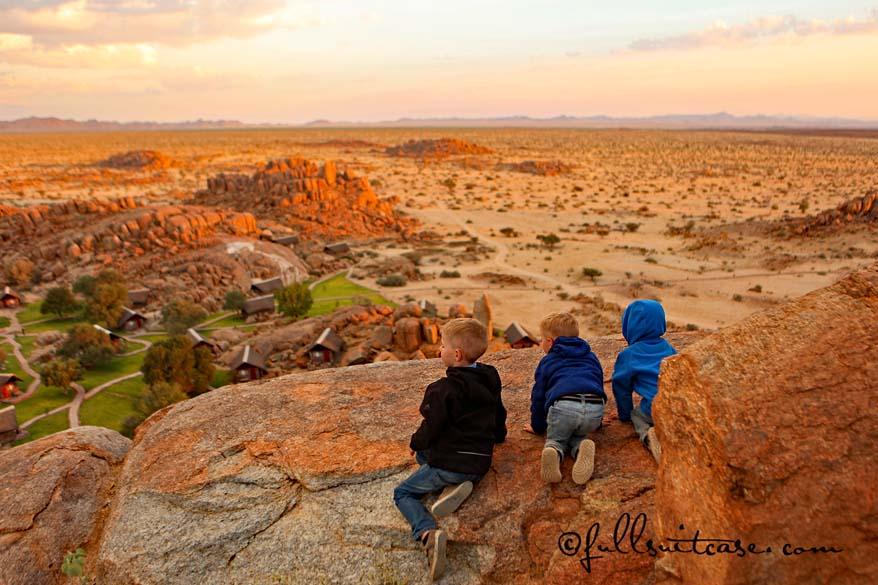 Namibia packing list for July August September June