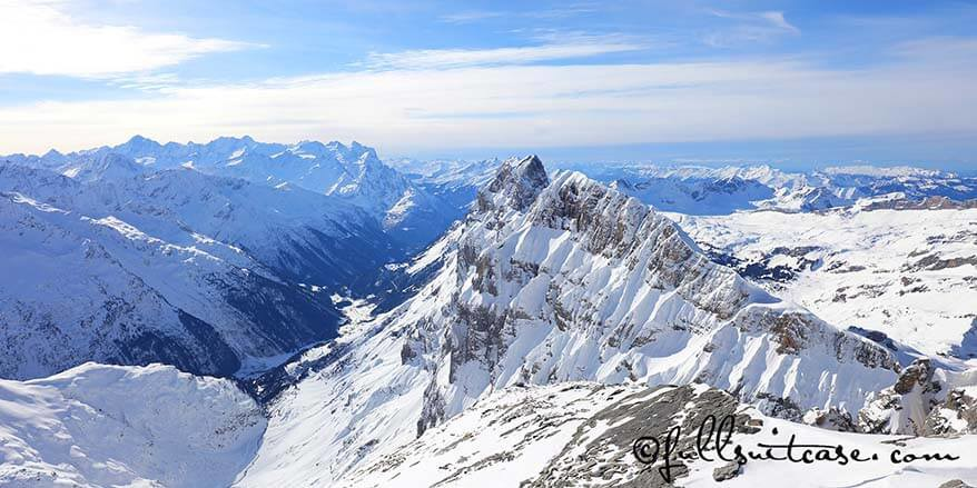 Mount Titlis Engelberg Switzerland