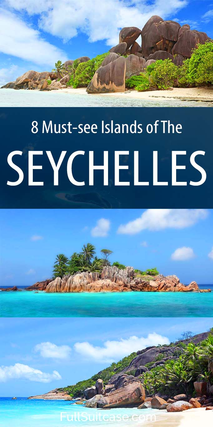 8 Incredible yet easily accessible islands you have to see in the Seychelles