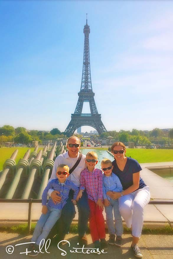 About us - Full Suitcase family travel blog