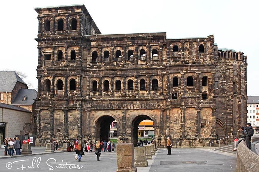 Porta Nigra in Trier Germany