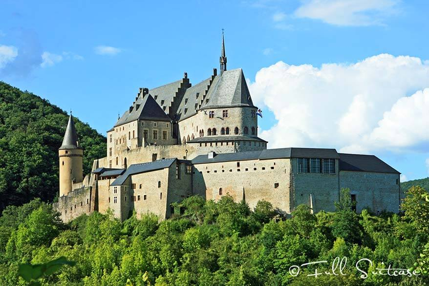 5 Best Day Trips From Luxembourg City
