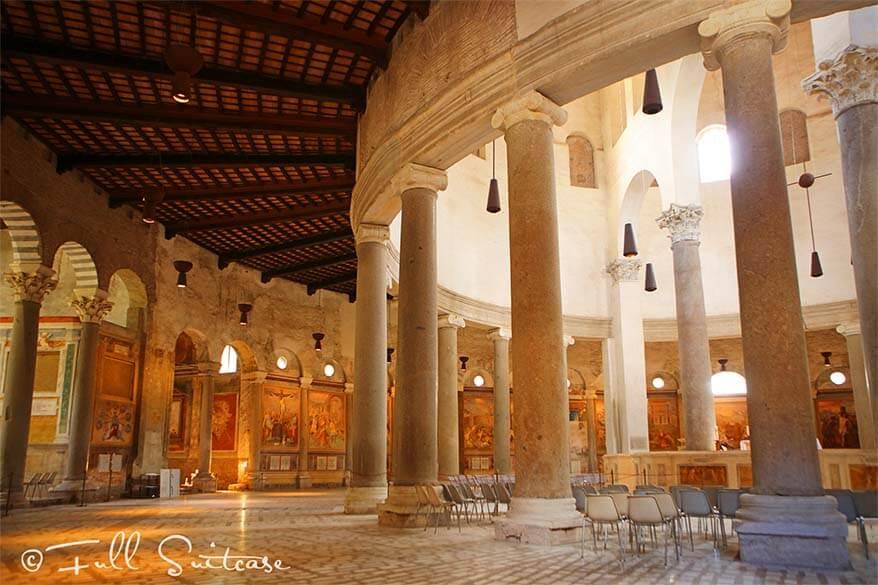 Basilica of Santo Stefano Rotondo in Rome
