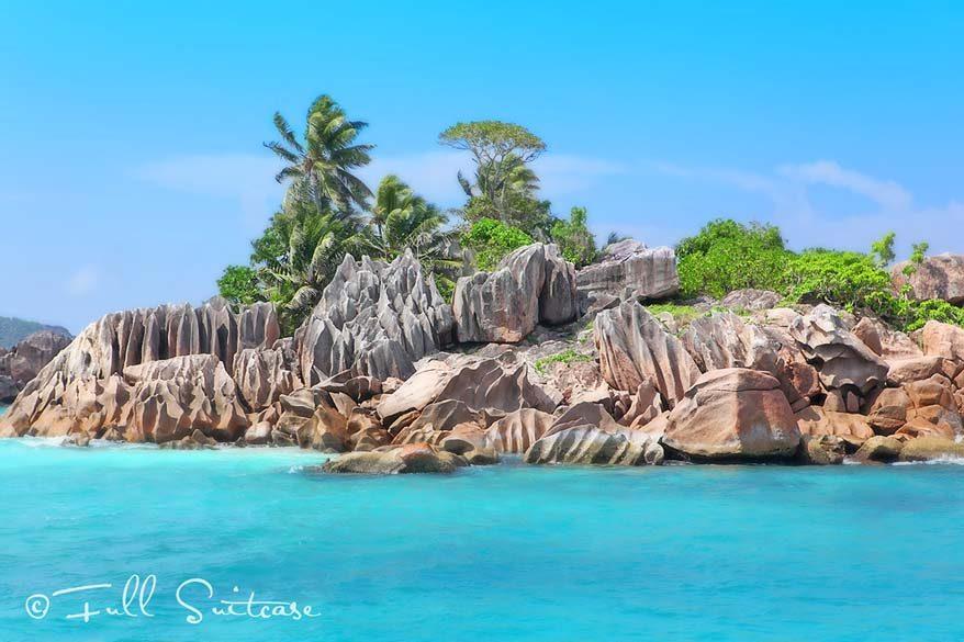 Island Hopping Seychelles - St Pierre Island
