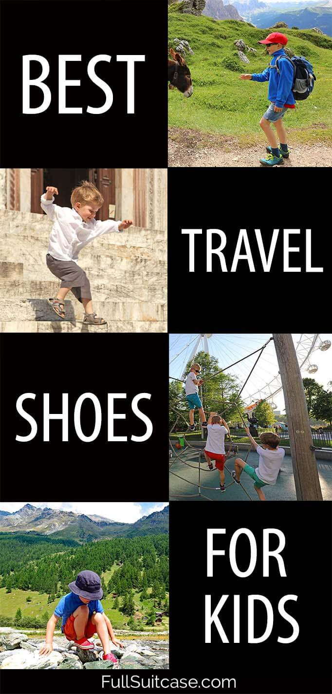 Best shoes for kids - hiking boots, water shoes, waterproof snow boots and more
