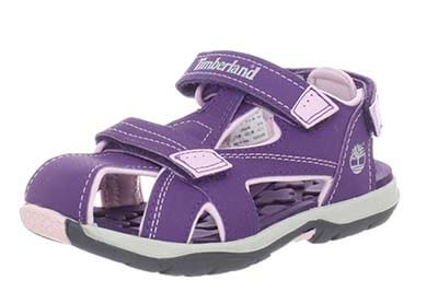 closed-toe sandals for girls