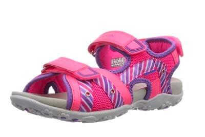 girls sandals geox