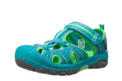girls waterproof sandals