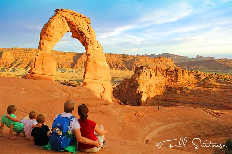 Our unforgettable and fun family summer vacations