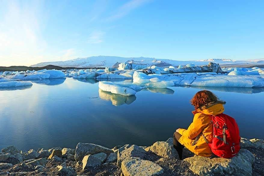 Best Iceland winter itinerary for a one week self drive trip