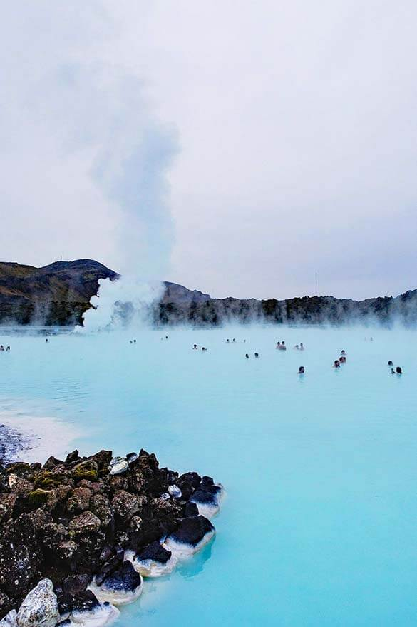 Blue Lagoon is Iceland's most popular tourist attraction
