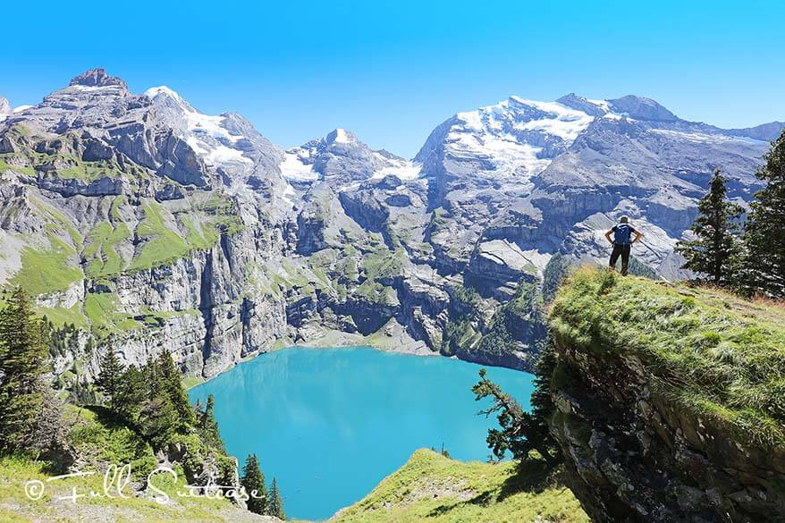 Oeschinen Lake & Hike – Switzerland's Best Kept Secret