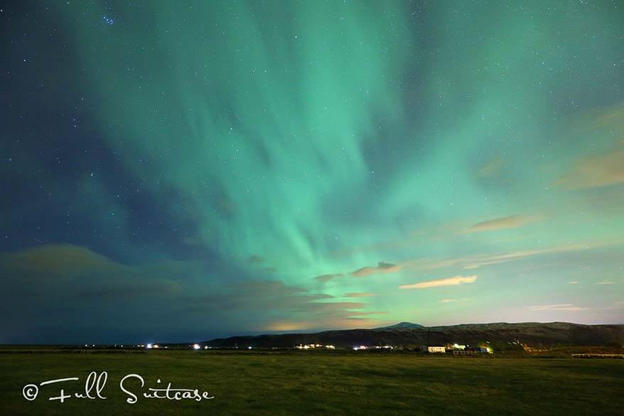Level 2 aurora display in Iceland.jpg