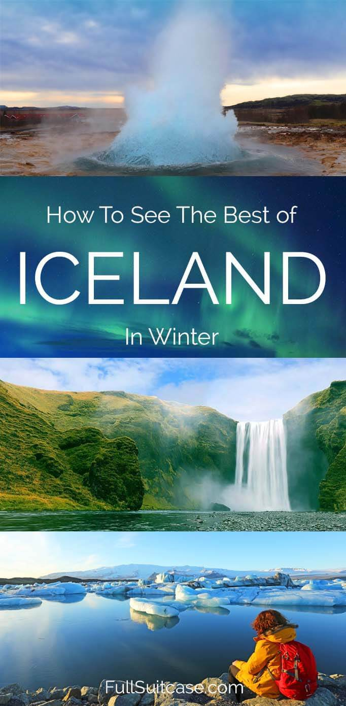 Ultimate Iceland winter itinerary for a self-drive road trip
