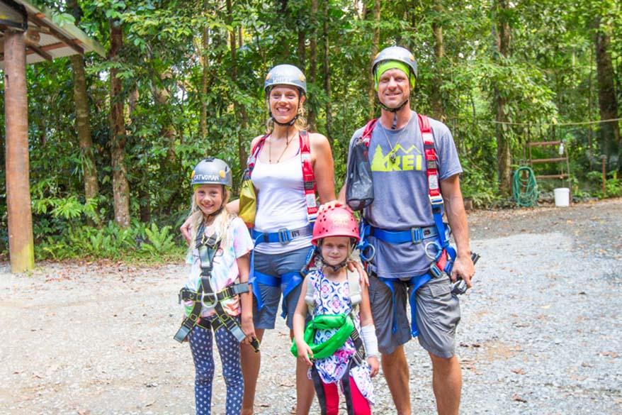 Daintree rainforest Queensland Australia