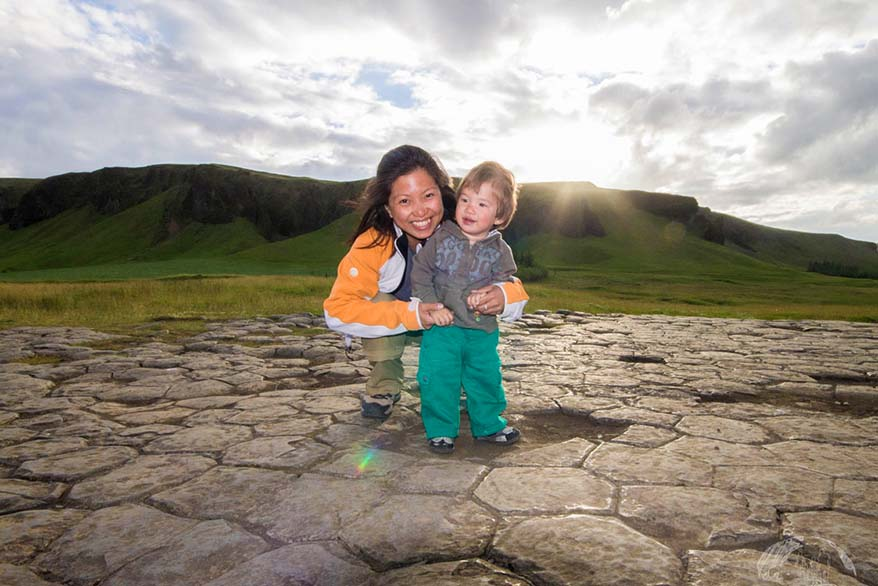 Iceland - one of the favourite family travel destinations