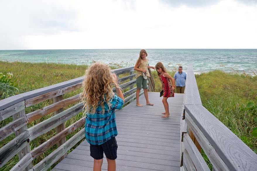 Family trip to Marathon Florida Keys