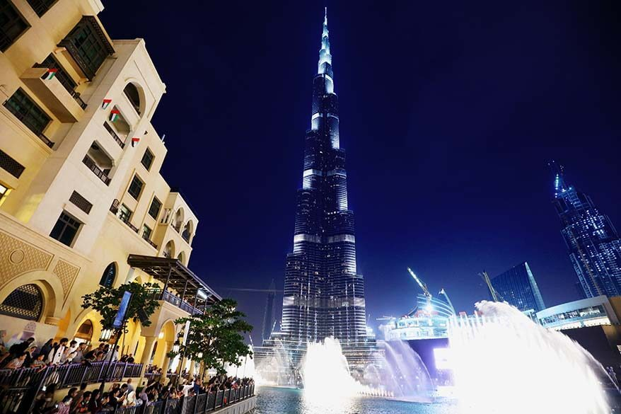 How to spend one, two or three days in Dubai