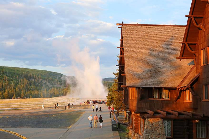 Best Places to Stay in and Near Yellowstone National Park