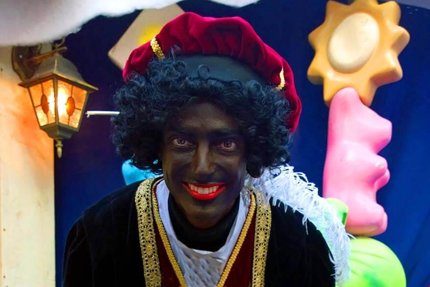 Zwarte Piet - different Christmas in Belgium