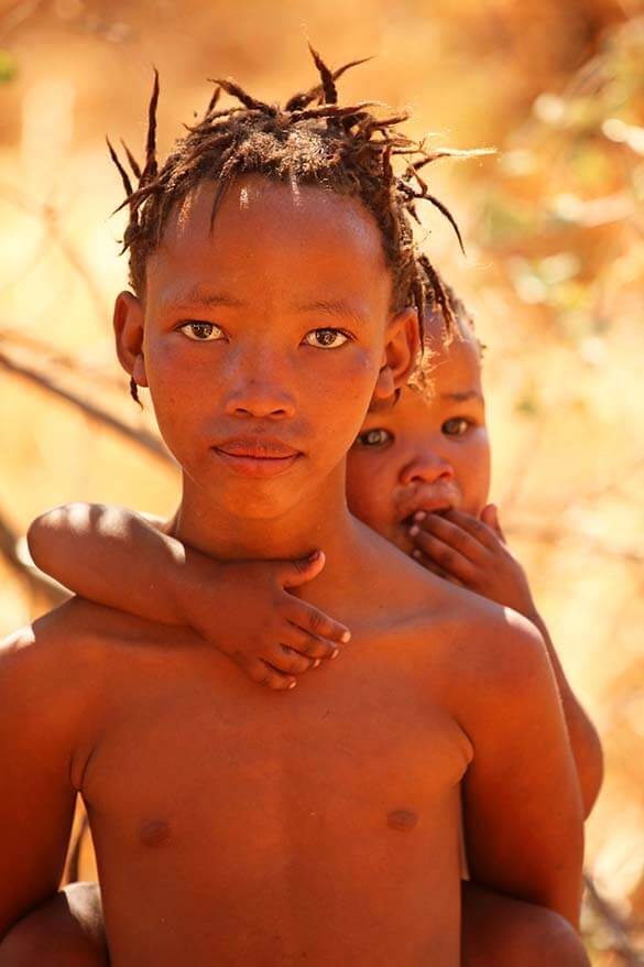the bushmen tribe Now we travel to botswana in southern africa to meet a tribe who are fighting   the san bushmen's way of life and culture are under threat.
