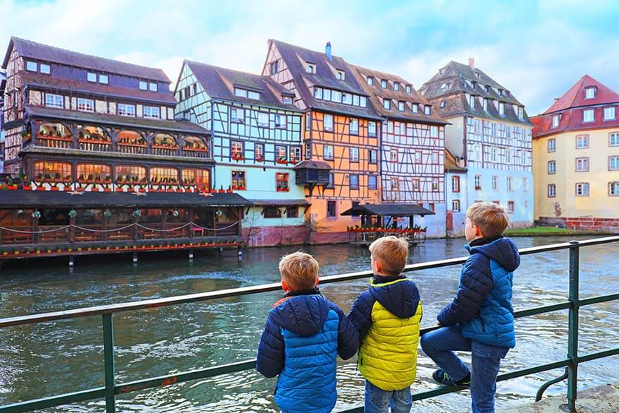 Strasbourg with Kids: Best Things to Do for Tourists (+ Map & Useful Tips)
