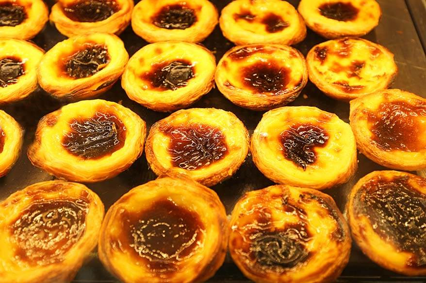 Pasteis de Belem in Lisbon