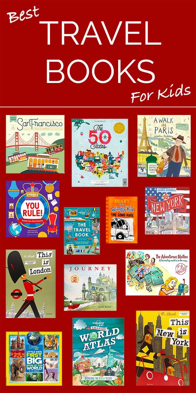 Best travel books and destination guides for kids