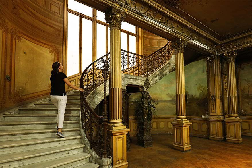 Discover some of the best hidden gems in Bucharest Romania