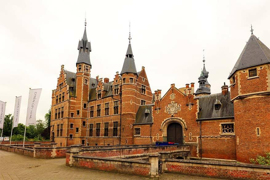 Sterckshof Caste in Antwerp Belgium
