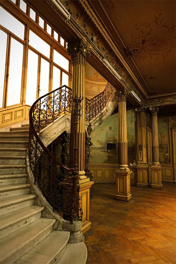 The 19th century Macca house - one of the best finds off the beaten path in Bucharest