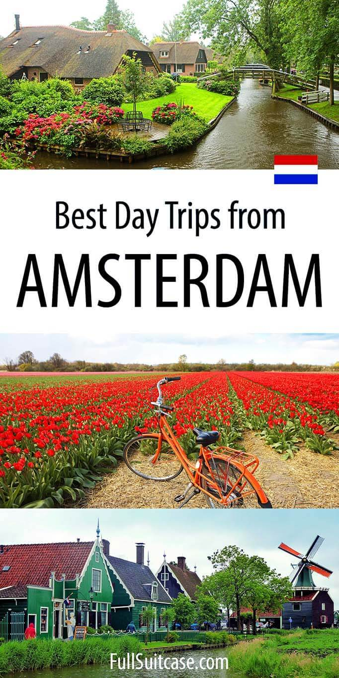 Best day trips and tours from Amsterdam