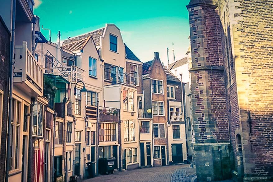 Best day trips from Amsterdam - visit Gouda