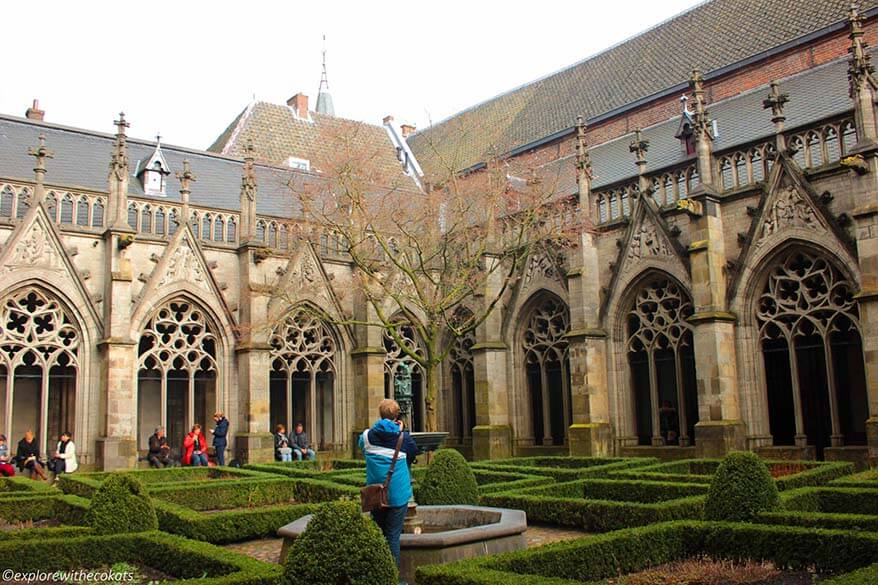 Best day trips from Amsterdam - Utrecht
