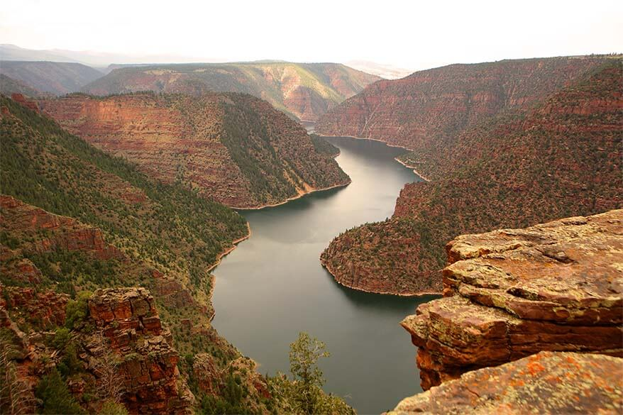 Red Canyon Flaming Gorge Recreational Area