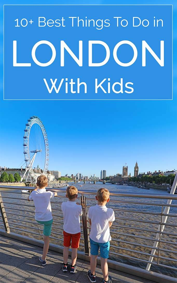 10 best things to do 10 best things to do in london with for Top 10 things to do with kids in nyc