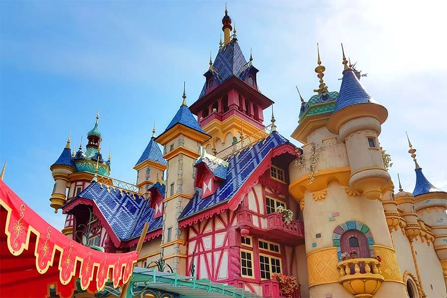 8 Best Theme Parks in Belgium