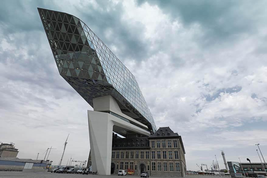 New Port House of Antwerp