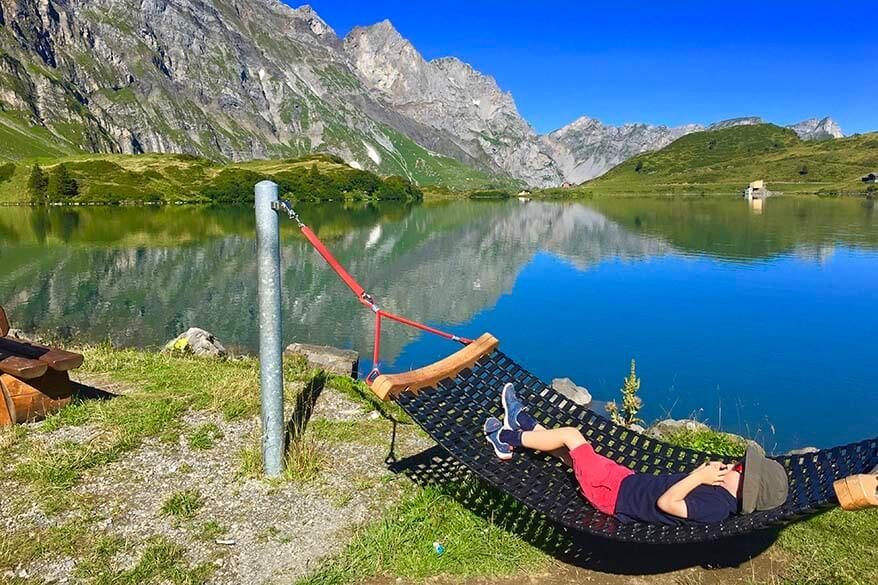 12 great reasons to visit Trubsee lake in Switzerland in summer