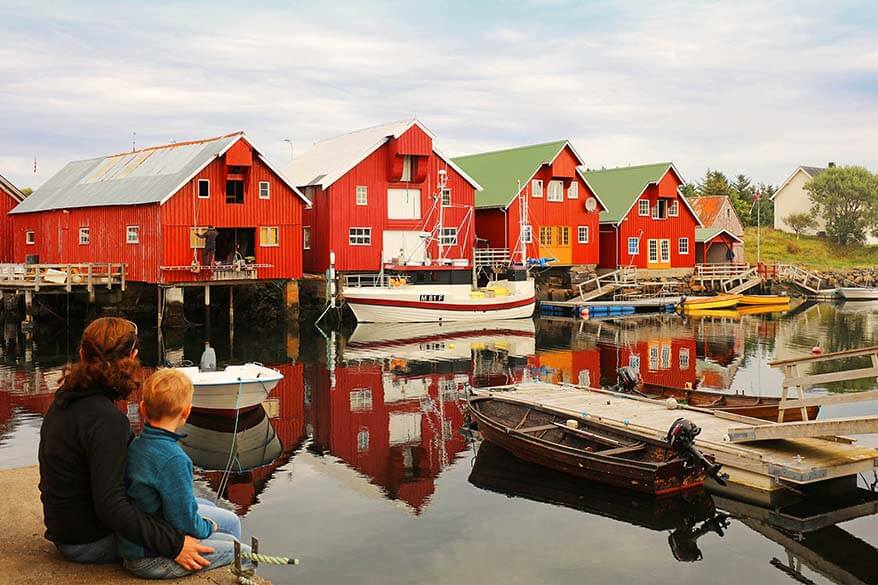Planning a trip to Norway - check this 2-week itinerary for the best fjords, colorful towns, and stunning landscapes